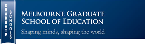 Melbourne Graduate School of Education, shaping minds shaping the world